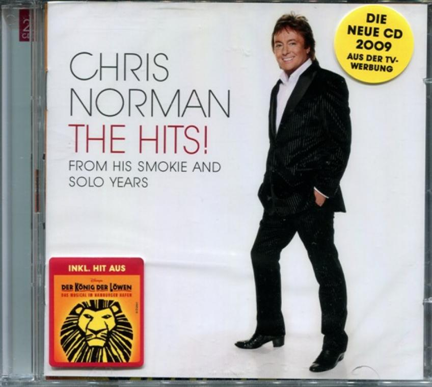 Chris Norman - The Hits! From His Smokie And Solo Years