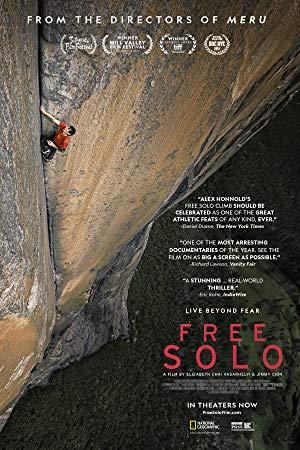 Free Solo - Mászókötél nélkül