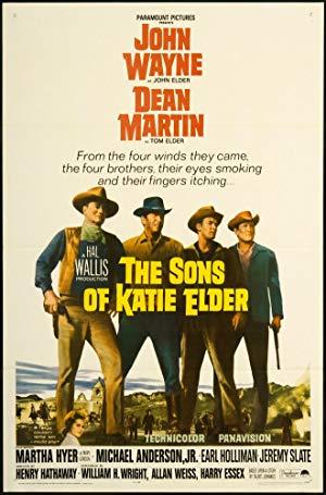 A négy mesterlövész-Az Elder banda