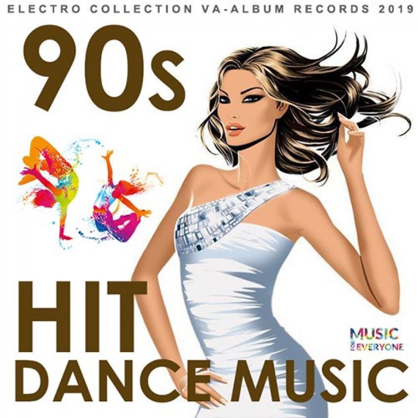 VA - Hit Dance Music 90s (2019)