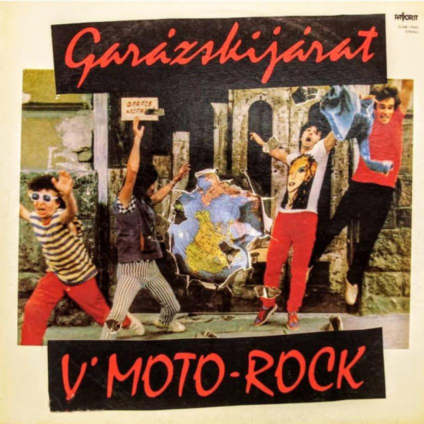 V`Moto-Rock (1984) Garázskijárat