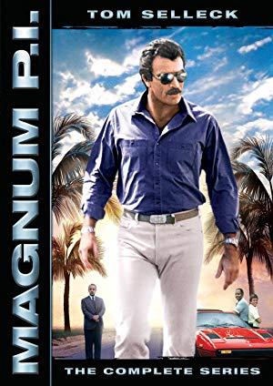 Magnum - (teljes sorozat!)