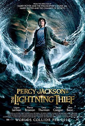 Villámtolvaj - Percy Jackson és az olimposziak