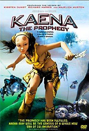 Kaena - A prófécia