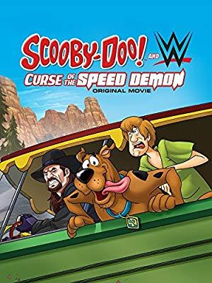 Scooby-Doo! és a WWE: Rejtély az autóversenyen
