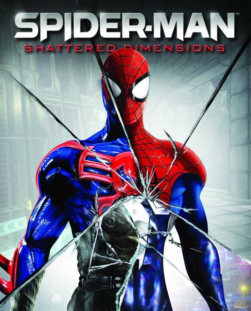 Spider-Man: Shattered Dimensions (2xDVD5)