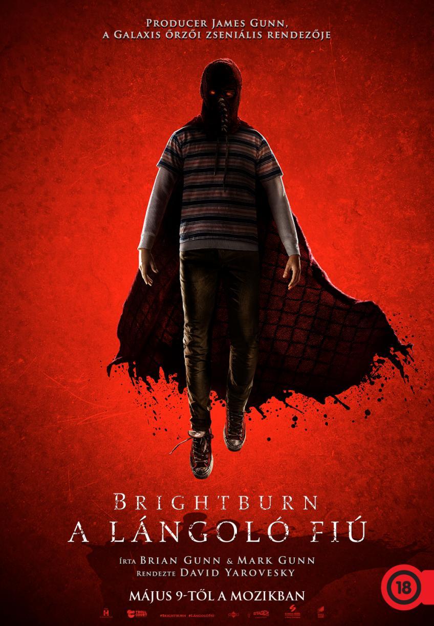 Brightburn – A lángoló fiú