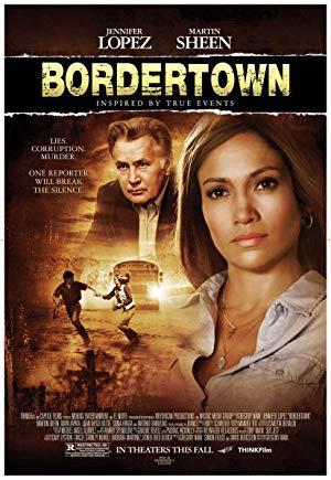Bordertown - Átkelő a halálba