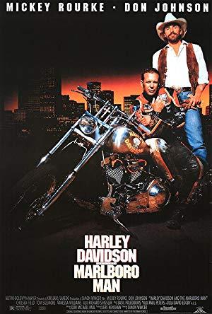 Harley Davidson és a Marlboro Man