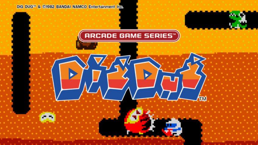 ARCADE.GAME.SERIES.DIG.DUG.RIP-Unleashed