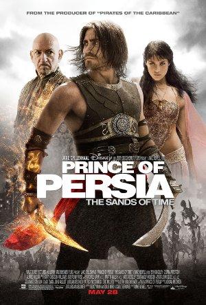 Perzsia hercege - Az idő homokja