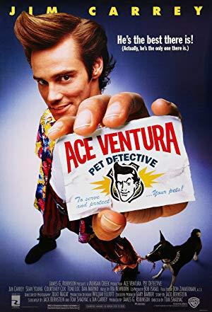 Ace Ventura - Állati nyomozó 1. 2