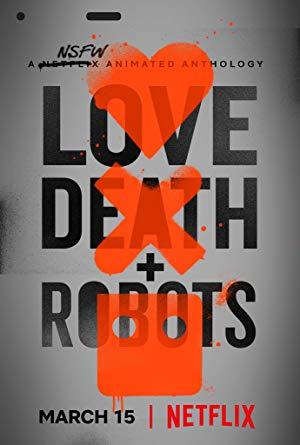Szerelem, halál és robotok
