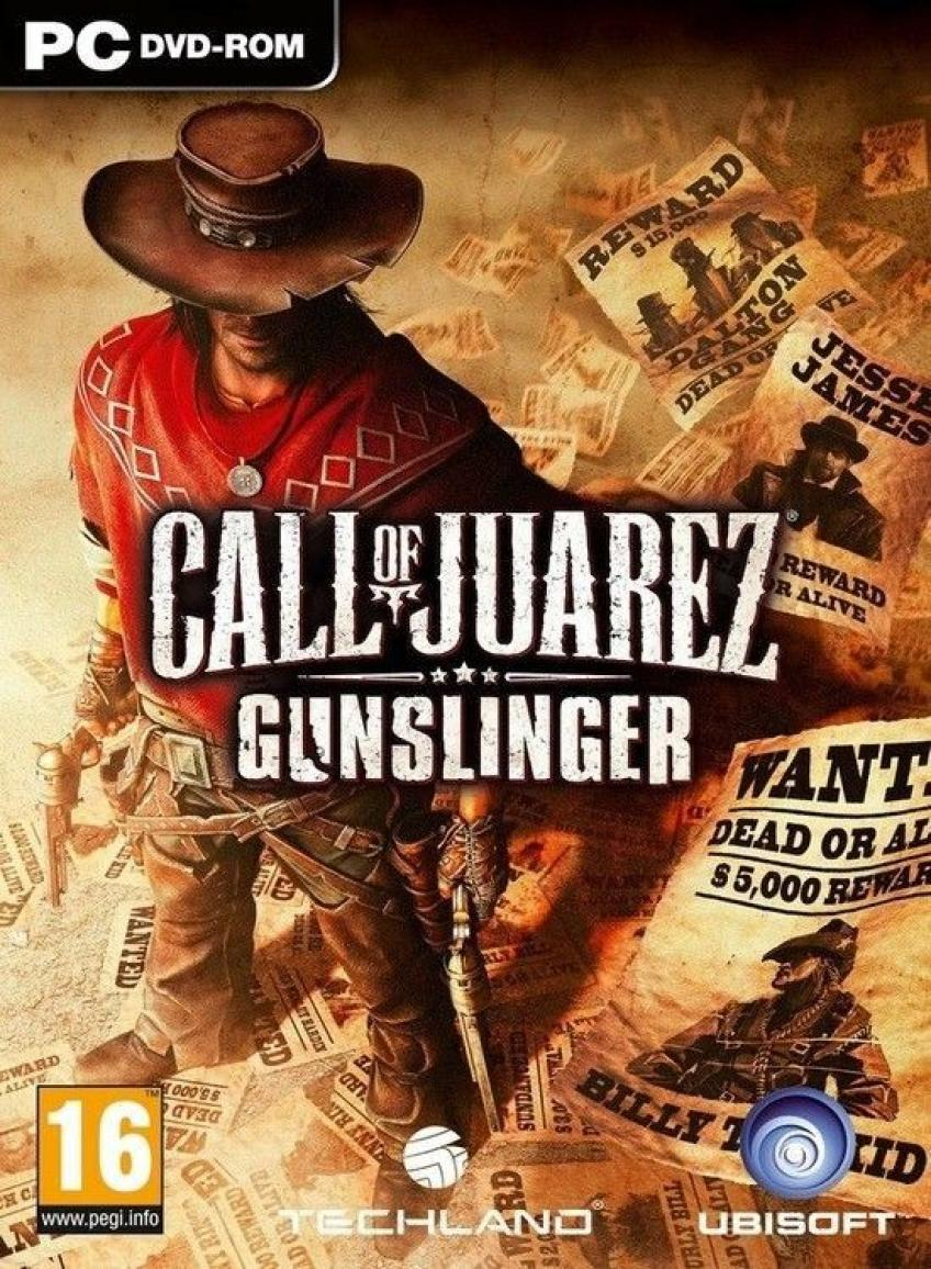 Call.of.Juarez.Gunslinger-RELOADED