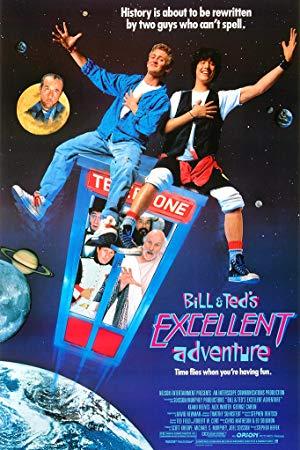 Bill és Ted zseniális kalandja / Bill és Ted oltári kalandja
