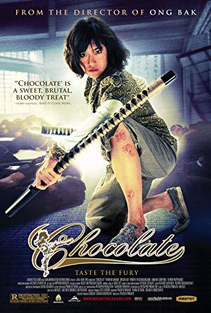 Chocolate - A harc szelleme