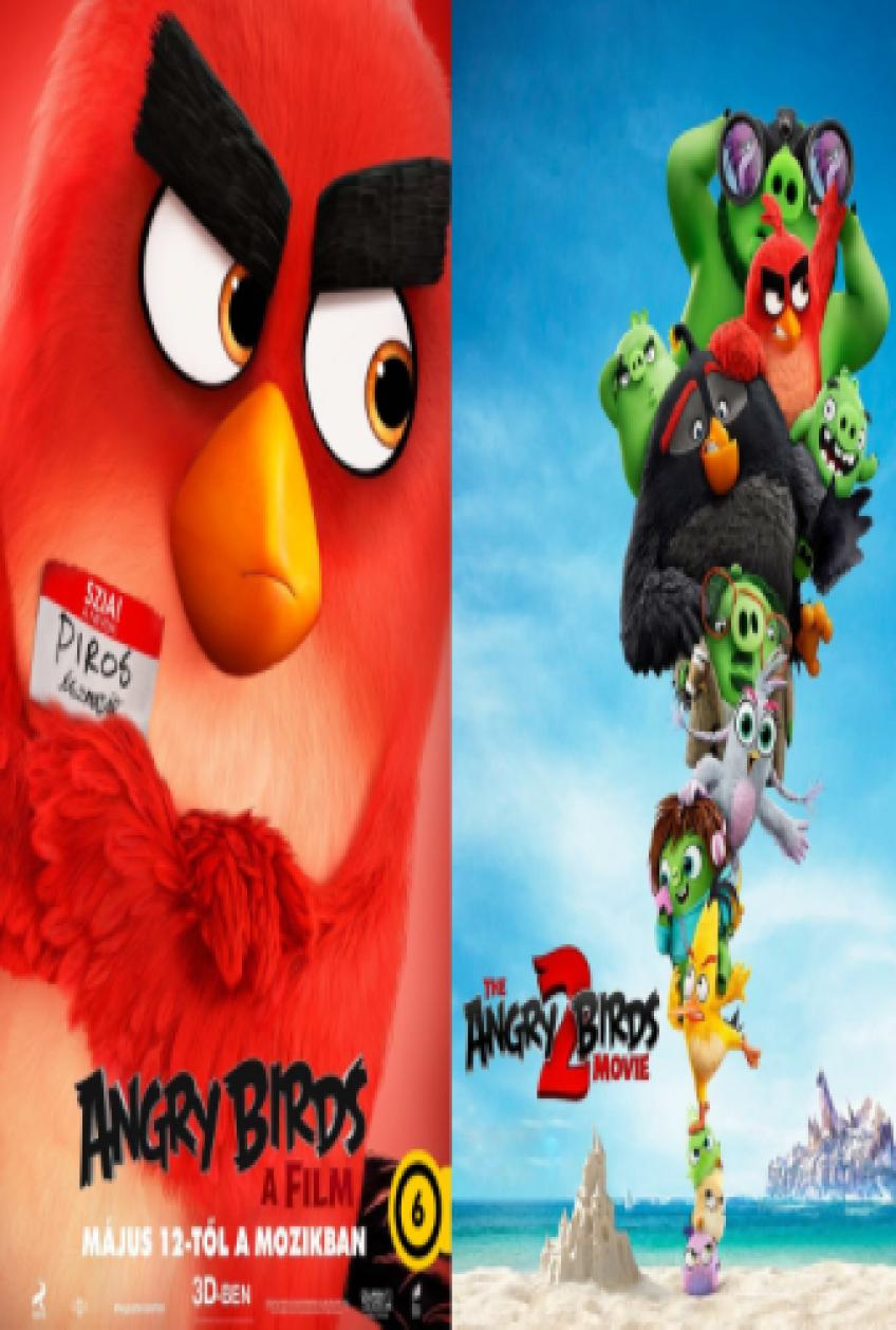ANGRY BIRDS 1-2 - A FILM