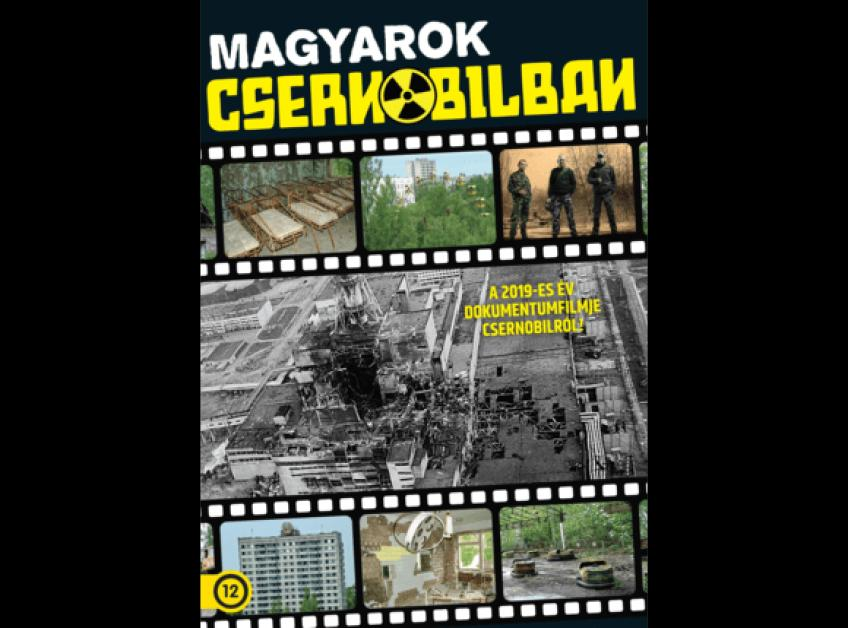 Magyarok Csernobilban