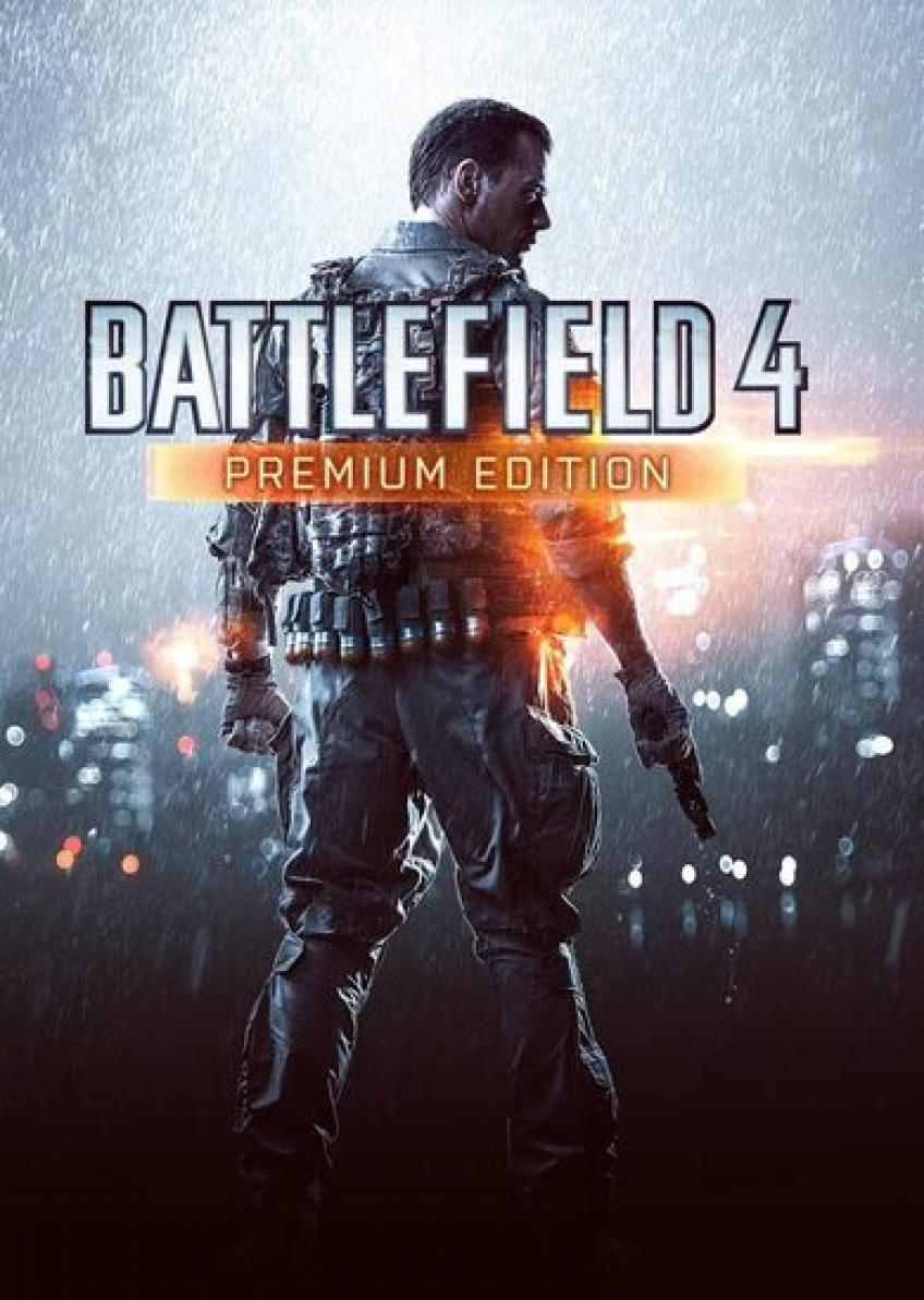 Battlefield 4: PREMIUM EDITION – V179547 + ALL DLCS + MULTIPLAYER [FitGirl Repack]