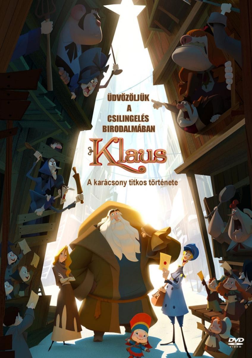Klaus – A karácsony titkos története