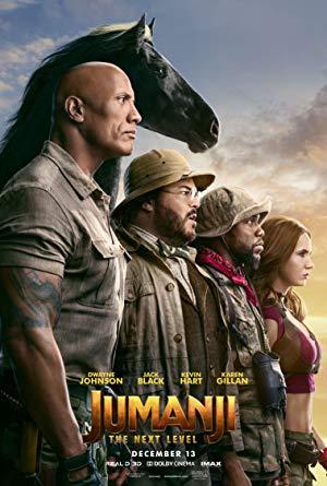 Jumanji - A következő szint