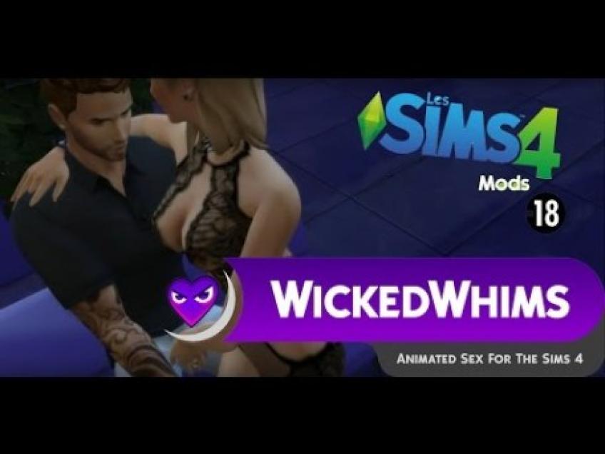SIMS 4 sex mod
