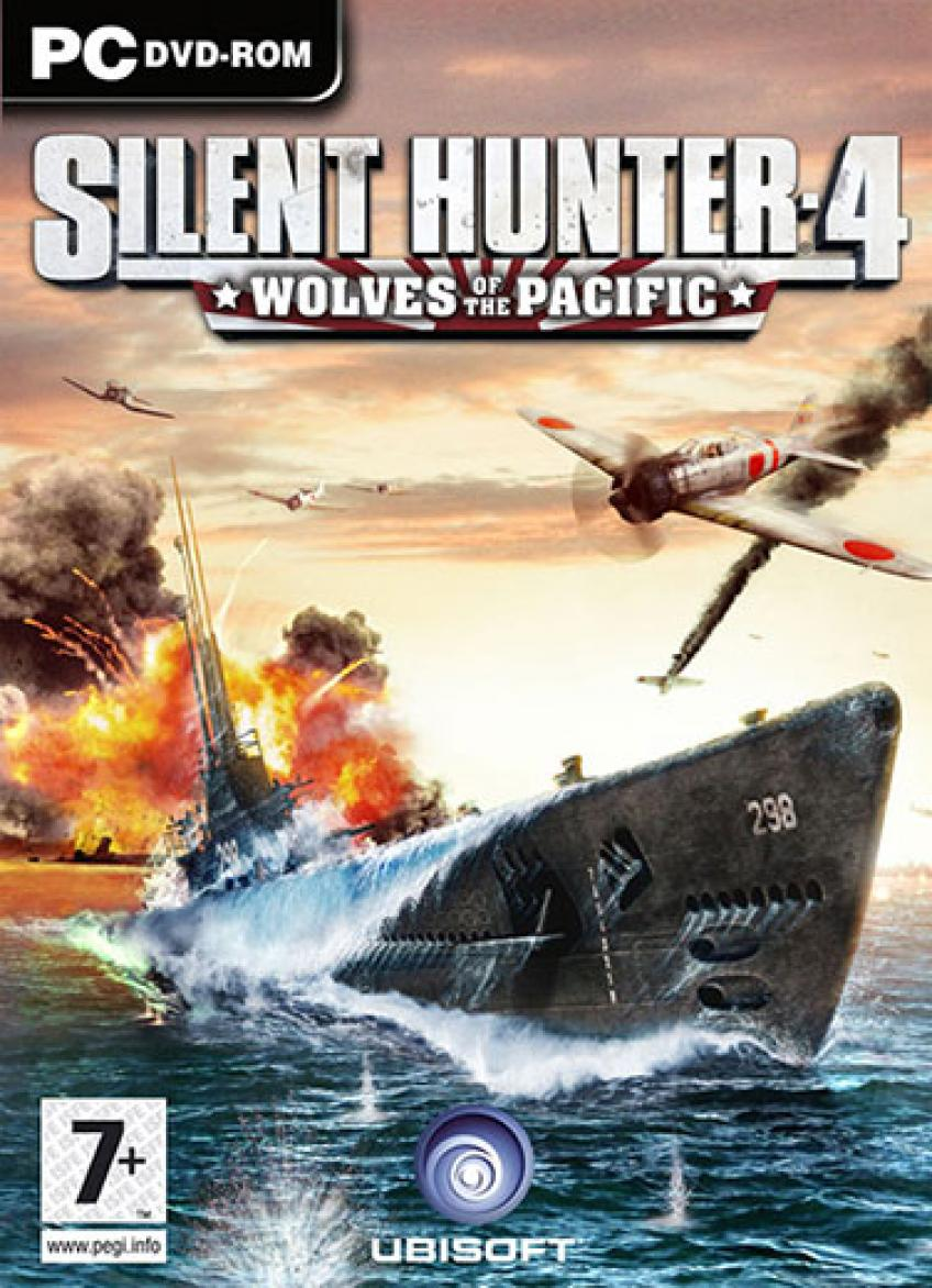 Silent Hunter 4 Wolves of the Pacific