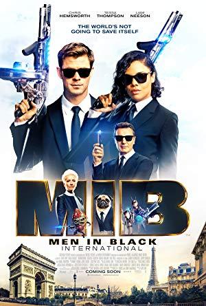 Men in Black – Sötét zsaruk a Föld körül