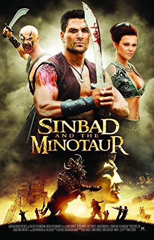 Szindbád és a Minotaurusz