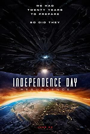 A függetlenség napja – Feltámadás