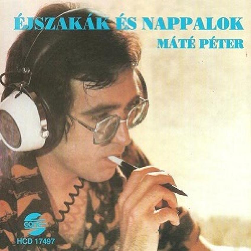 Máté Péter - Éjszakák és nappalok