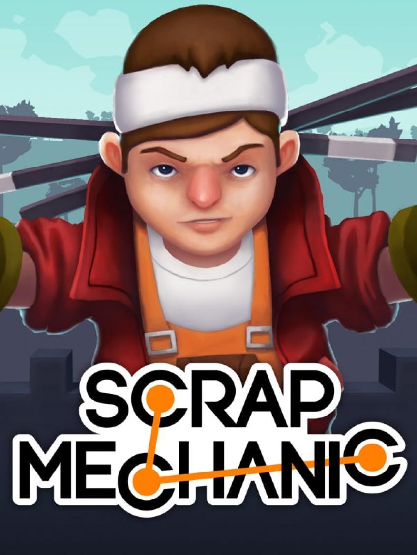 Scrap-Mechanic-Survival-v0.4.0