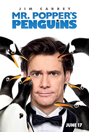 Mr. Popper pingvinjei