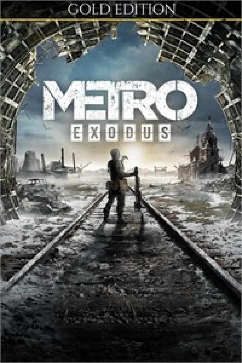 METRO EXODUS GOLD-CODEX