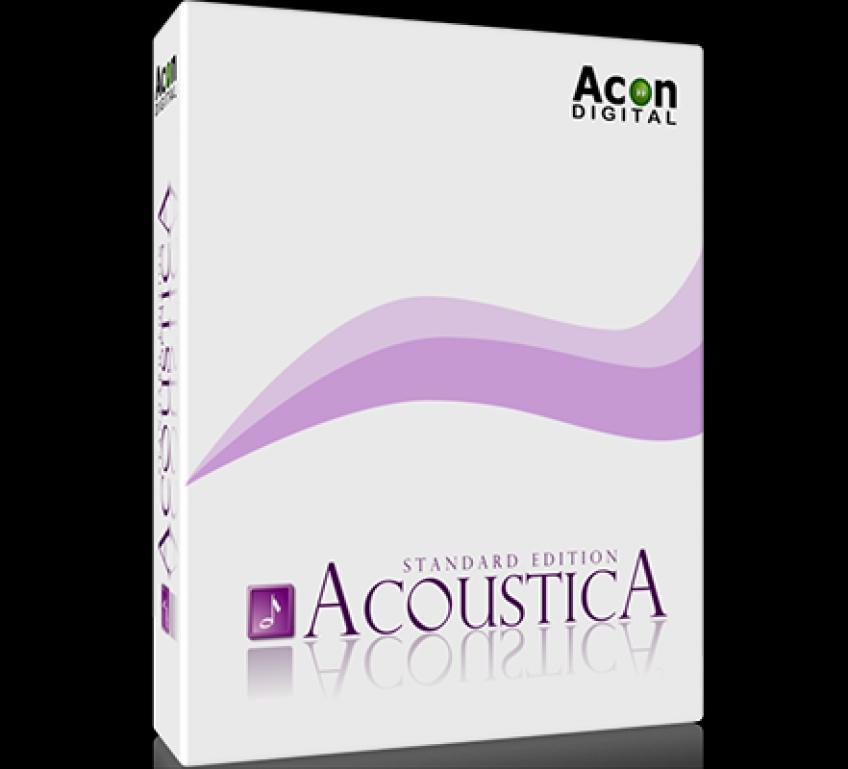 Acoustica Premium 7.2.8 keygen