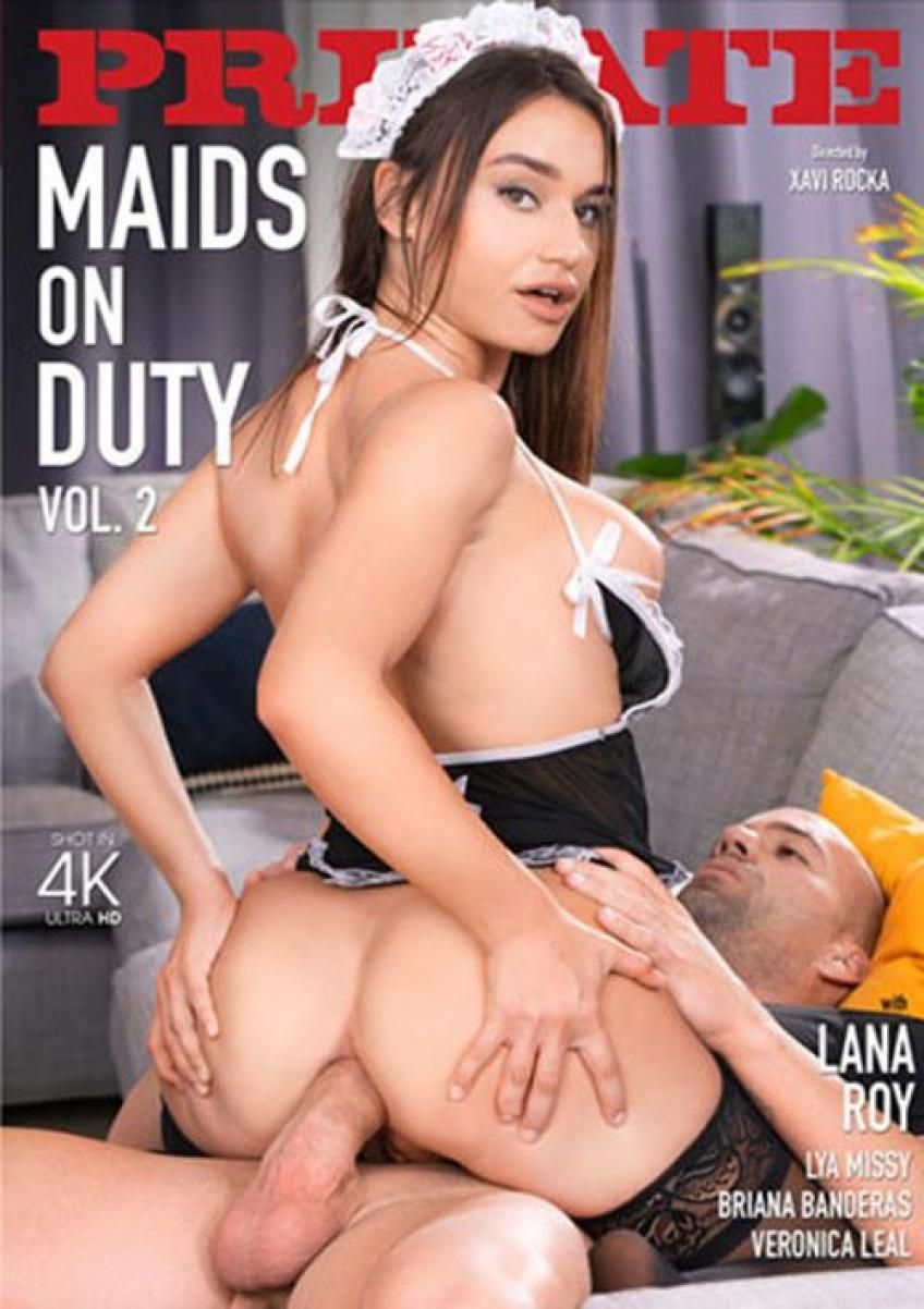 Maids on Duty 2 [Private 2020]