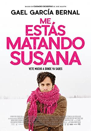 Megőrjítesz Susana
