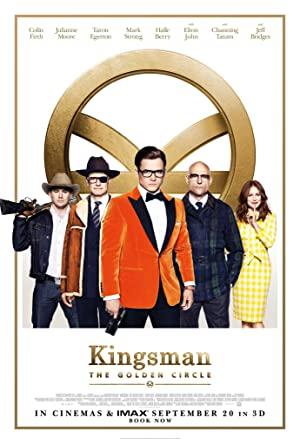Kingsman: Az Aranykör