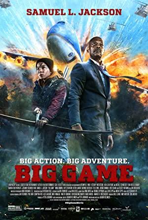 Big Game: A nagyvad
