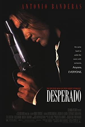 A zenész, Desperado, Volt egyszer egy Mexiko