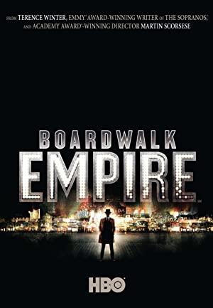 Gengszterkorzó (Boardwalk Empire) - teljes sorozat!