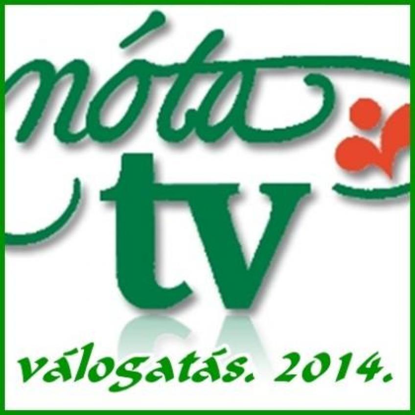 Nóta tv válogatás 2014