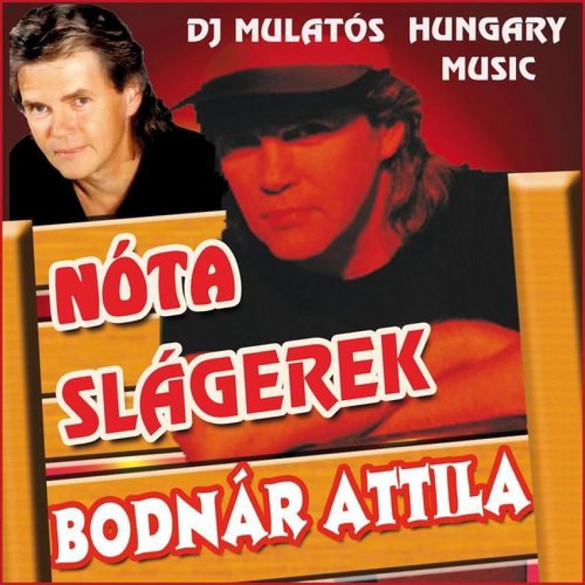 Bodnár Attila - Nóta Slágerek (2013)