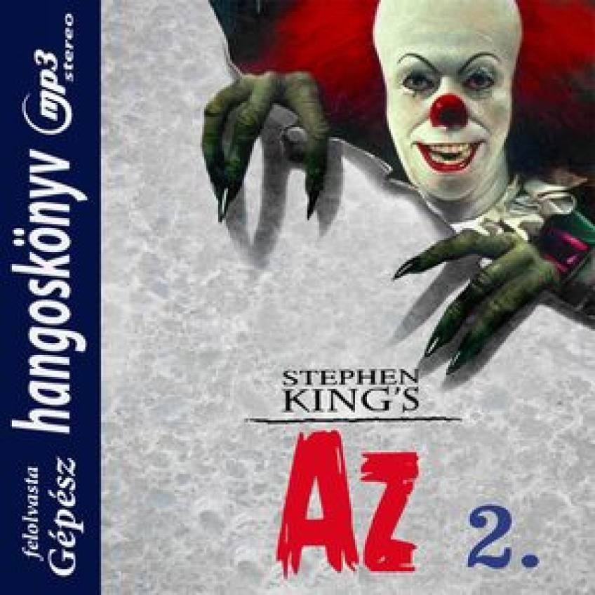 Stephen King - Az 2  [ HANGOSKÖNYV ]