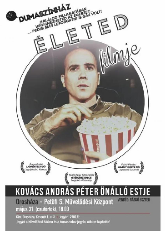 Comedy Club: Kovács András Péter: Életed filmje 1. 2. rész