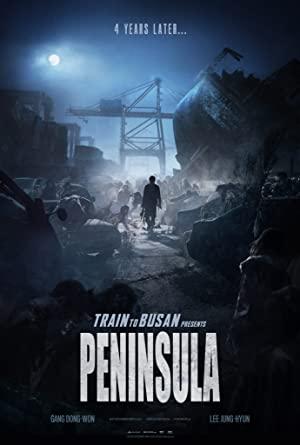 Peninsula: Holtak szigete