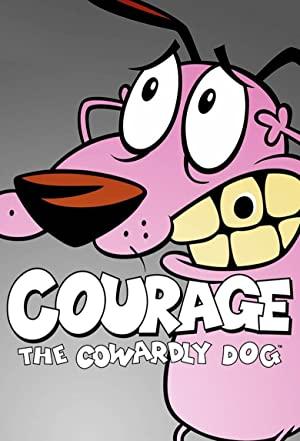 Bátor, a gyáva kutya