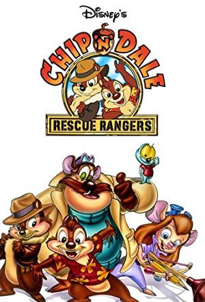 Chip és Dale, a csipet mentőcsapat