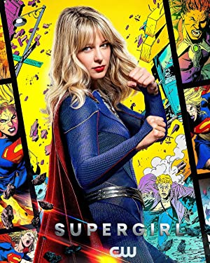Supergirl - HU/HD (teljes MÁSODIK évad!)