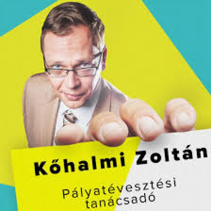 Comedy Club: Kőhalmi Zoltán - Pályatévesztési tanácsadó 1.